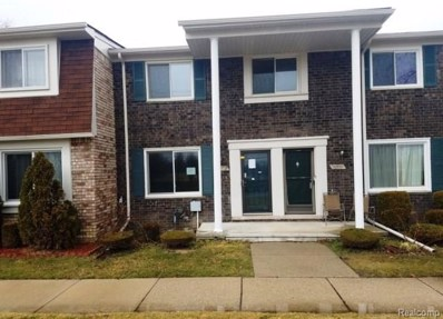 13307 Denver Circle S UNIT 30, Sterling Heights, MI 48312 - MLS#: 218033641