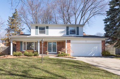 2333 Forest Trail Drive, Troy, MI 48085 - MLS#: 218033703