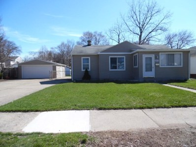 26040 Delton Street, Madison Heights, MI 48071 - MLS#: 218033737