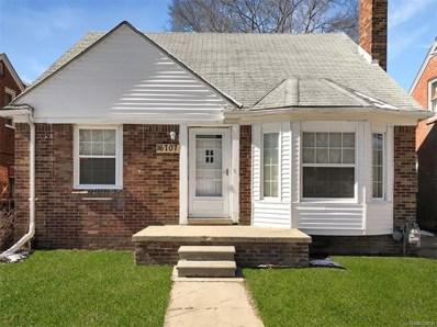 16707 Prevost Street, Detroit, MI 48235 - MLS#: 218033859