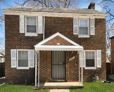 16826 Stansbury Street, Detroit, MI 48235 - MLS#: 218033872