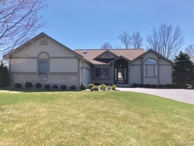 3430 Pinemeadow Court, Richfield Twp, MI 48423 - MLS#: 218033886