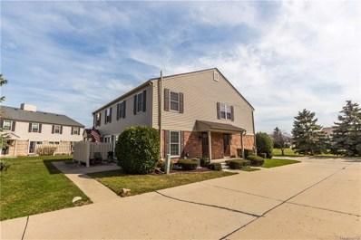 15804 N Franklin Drive, Clinton Twp, MI 48038 - MLS#: 218034018