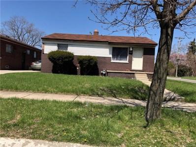 2606 S Ethel Street, Detroit, MI 48217 - MLS#: 218034110