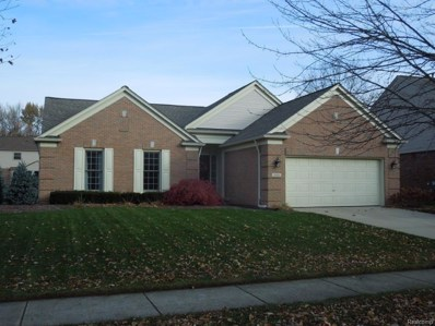 3880 Acadia Drive, Orion Twp, MI 48360 - MLS#: 218034126