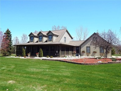 2270 Morrish Road, Clayton Twp, MI 48433 - MLS#: 218034128
