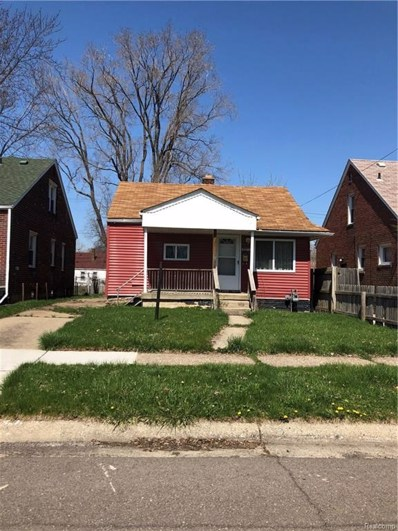 2508 S Deacon Street, Detroit, MI 48217 - MLS#: 218034136