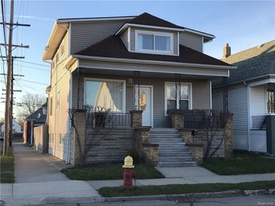 5003 Eldridge Street, Detroit, MI 48212 - MLS#: 218034171