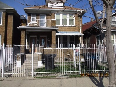 Honorah Street, Detroit, MI 48209 - MLS#: 218034251