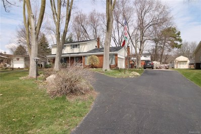 2157 24 Mile Road, Shelby Twp, MI 48316 - MLS#: 218034287