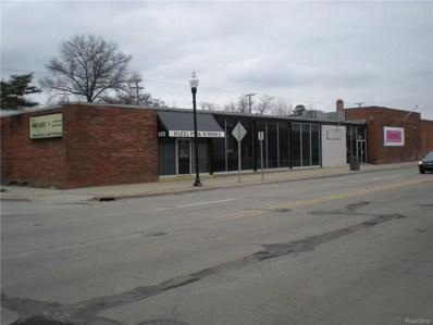 420 W Nine Mile Road, Hazel Park, MI 48030 - MLS#: 218034377