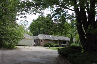 415 Whims Lane, Oakland Twp, MI 48306 - MLS#: 218034448