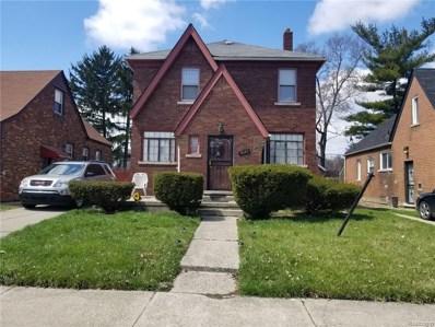 9535 Terry Street, Detroit, MI 48227 - MLS#: 218034559