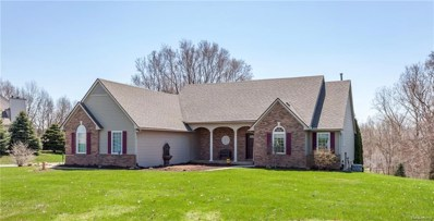 4324 Ridge Court, Hamburg Twp, MI 48169 - MLS#: 218034726