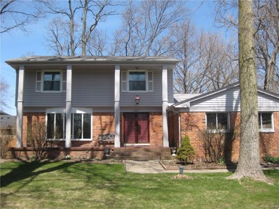 2435 Sunset Terrace Lane, West Bloomfield Twp, MI 48324 - MLS#: 218034826