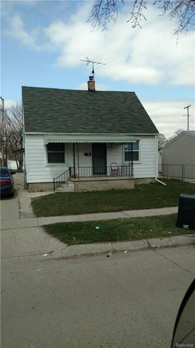 8065 Hupp Avenue, Warren, MI 48089 - MLS#: 218034847