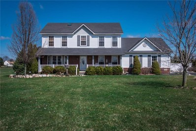 431 Meadowind Court, Putnam Twp, MI 48169 - MLS#: 218034955