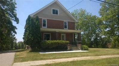 141 W Elizabeth Street, Lake Orion Vlg, MI 48362 - MLS#: 218035002