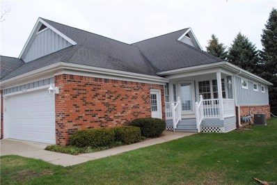 1103 Meadowlands Court, Monroe Twp, MI 48161 - MLS#: 218035013