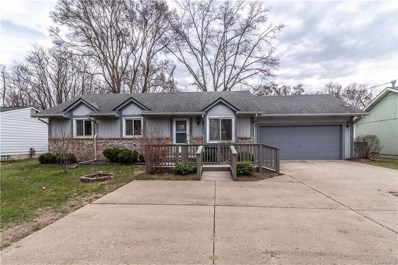 2874 Benstein Road, Commerce Twp, MI 48390 - MLS#: 218035046