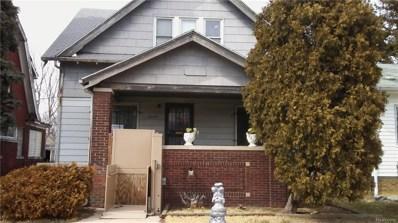 12139 Kilbourne Street, Detroit, MI 48213 - MLS#: 218035051