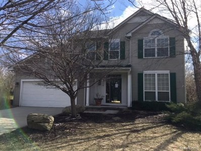 5210 Glenwood Creek, Independence Twp, MI 48348 - MLS#: 218035086