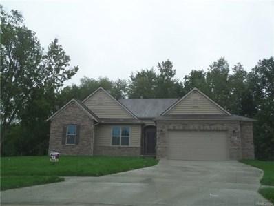 805 Balsam Circle, Rochester Hills, MI 48307 - MLS#: 218035090