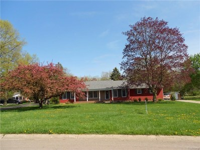 1386 Dyemeadow Lane, Flint Twp, MI 48532 - MLS#: 218035094