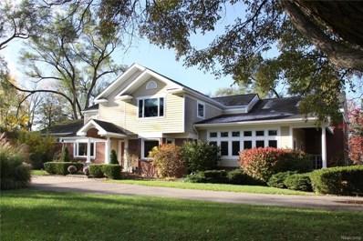 32275 Bingham Road, Bingham Farms Vlg, MI 48025 - MLS#: 218035179