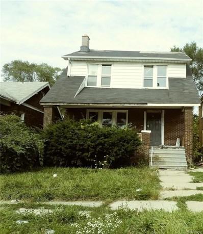 5584 S Martindale Street, Detroit, MI 48204 - MLS#: 218035352