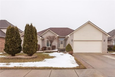 47434 Anchor Drive, Macomb Twp, MI 48044 - MLS#: 218035369