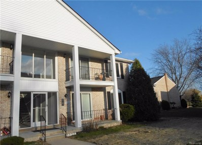 14160 Camelot Drive, Sterling Heights, MI 48312 - MLS#: 218035391