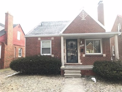 19616 Goulburn Street, Detroit, MI 48205 - MLS#: 218035397
