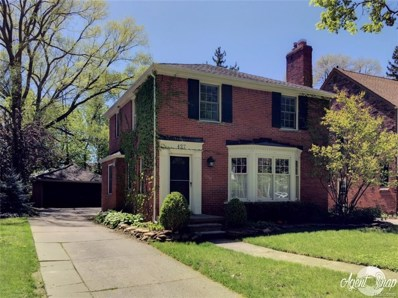427 Maison Road, Grosse Pointe Farms, MI 48236 - MLS#: 218035483