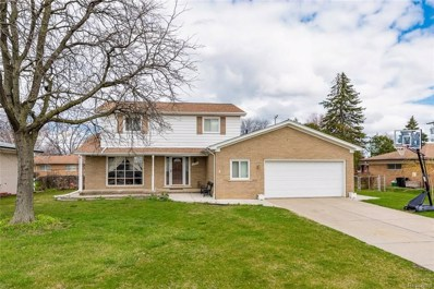 37576 Andrew Drive, Sterling Heights, MI 48312 - MLS#: 218035516