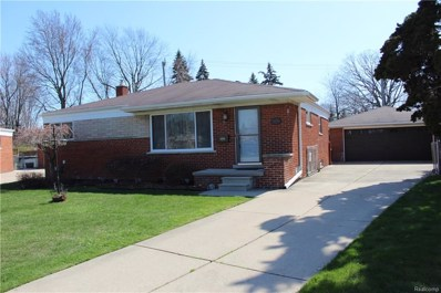 1639 Donna Avenue, Madison Heights, MI 48071 - MLS#: 218035577