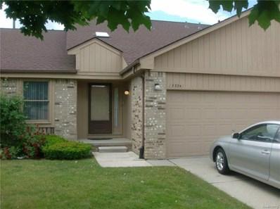 2324 Heritage Pointe Drive, Sterling Heights, MI 48314 - MLS#: 218035596