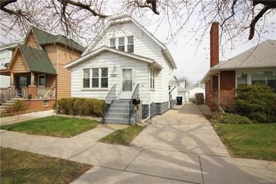 1316 Vinewood Street, Wyandotte, MI 48192 - MLS#: 218035638