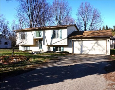 499 S Pinegrove Avenue, Waterford Twp, MI 48327 - MLS#: 218035665