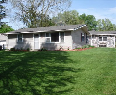 5052 Mary Sue Avenue, Independence Twp, MI 48346 - MLS#: 218035761
