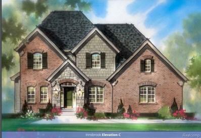 34180 Oak Forest, Farmington Hills, MI 48334 - MLS#: 218035780
