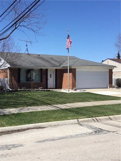 14928 Forest Street, Southgate, MI 48195 - MLS#: 218035858
