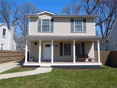 2758 Robina Avenue, Berkley, MI 48072 - MLS#: 218035976