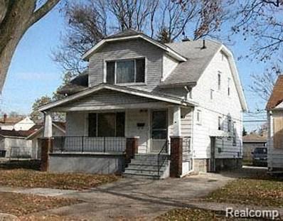 6406 Payne Avenue, Dearborn, MI 48126 - MLS#: 218036071