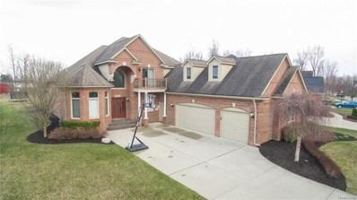 60134 Cottage Mill Drive, Washington Twp, MI 48094 - MLS#: 218036099