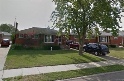 23744 Schroeder Avenue, Eastpointe, MI 48021 - MLS#: 218036140