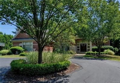32250 Bingham Road, Bingham Farms Vlg, MI 48025 - MLS#: 218036144