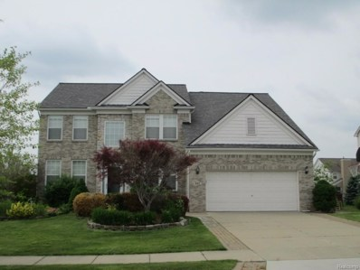 347 Falling Brook Drive, Troy, MI 48098 - MLS#: 218036148