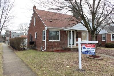 1660 N Silvery Lane, Dearborn, MI 48128 - MLS#: 218036175