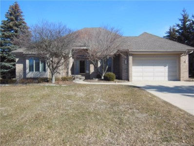 3460 Summit Ridge Drive, Rochester Hills, MI 48306 - MLS#: 218036188